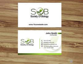 #77 for Design some Business Cards by GraphicEditor01