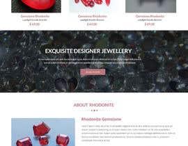 Nro 21 kilpailuun Design a Website Mockup käyttäjältä deepakdiwan