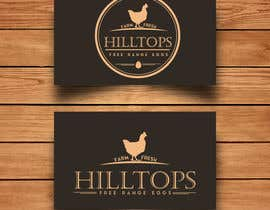 #73 per Design a Logo for Free Range Eggs Business da BatJazzStudio