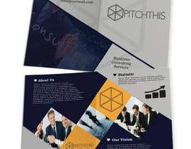 #29 za Design a Brochure - Pitch This od amradz7