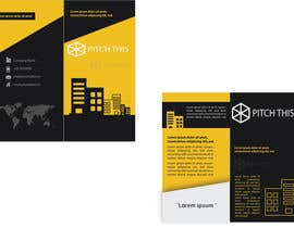 #16 for Design a Brochure - Pitch This by infoprincekumar4