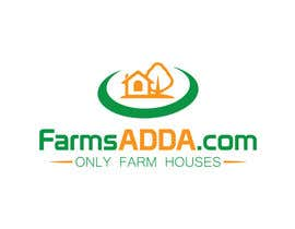 #88 for Design a Logo for a farmhouse website by meher17771