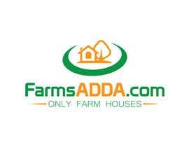 #88 per Design a Logo for a farmhouse website da meher17771