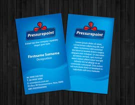 #90 for Business Card Design for Pressurepoint by mamunsrizon