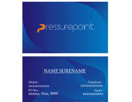 #55 для Business Card Design for Pressurepoint от herisetiawan