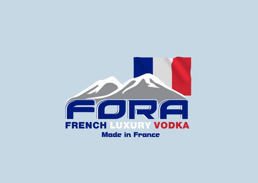 Zgłoszenie konkursowe o numerze #4 do konkursu o nazwie Design project fora new vodka brand