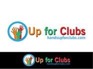 Graphic Design des proposition du concours n°154 pour Design a Logo for Hands Up for Clubs