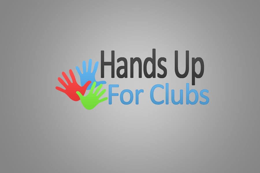 Proposition n°144 du concours Design a Logo for Hands Up for Clubs