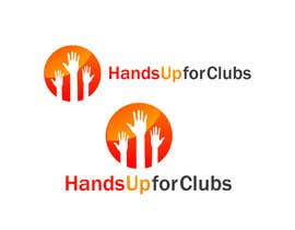 #91 for Design a Logo for Hands Up for Clubs by texture605