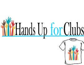 nº 65 pour Design a Logo for Hands Up for Clubs par joey76