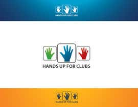 #135 for Design a Logo for Hands Up for Clubs by Intenseartisan