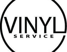 #93 for Create a awesome logo for Vinyl Service by danesebastian