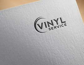 #95 for Create a awesome logo for Vinyl Service by HRmoin