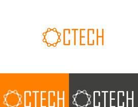 #50 for Design a Logo for Octech by lapogajar