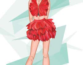 Nro 7 kilpailuun Illustrate Fashion Sketches käyttäjältä ludespe