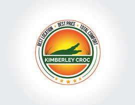 Nro 64 kilpailuun Logo re-design - Kimberley Croc Lodge käyttäjältä alexandracol
