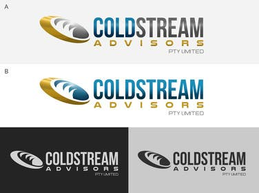 """hectordesigncl tarafından I need a logo, word template and a powerpoint template for my new company ... """"Coldstream Advisors Pty Limited"""". Ppt template should include 8 different layout slides. Im a management consultant so would like simething that is slick & professional. için no 16"""