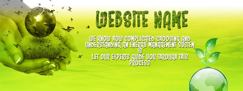 Kilpailutyö #1 kilpailussa Design a Banner for My Website