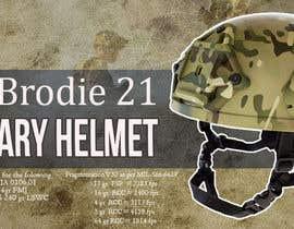 #20 para Helmet Banner Design de jassna