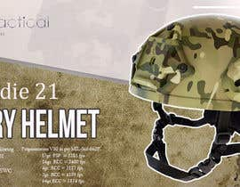 #21 para Helmet Banner Design de jassna