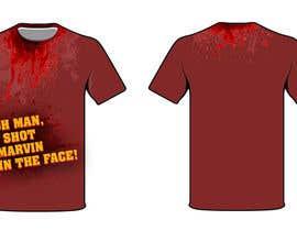vankosich tarafından Quentin Taranatino's movie T-shirt için no 2
