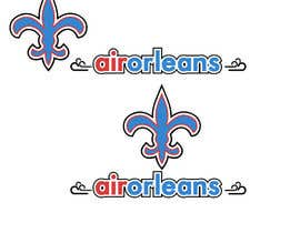 #82 for Design a clean logo for airorleans.com by saqibrajput3284