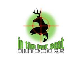 #56 untuk Design a Logo for In the Hot Seat Outdoors oleh Pedro1973