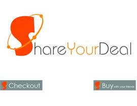 #38 para Logo Design for Shareyourdeal por ankurarora25