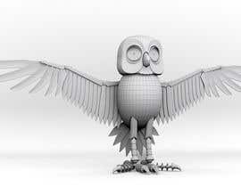 #20 para Robotic Bubo Ornithopter Design de judge3D