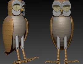 #1 para Robotic Bubo Ornithopter Design de azraneko