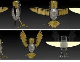 #17 para Robotic Bubo Ornithopter Design de azraneko