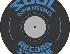 #18 for Soul Dimensions - Online Vinyl Record Store by Feladio
