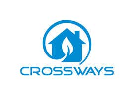 """#16 for Luxury Guesthouse logo design """"Crossways"""" by sunmoon1"""