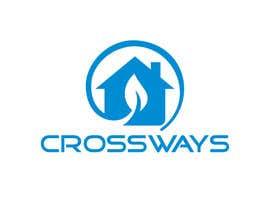 """Nro 16 kilpailuun Luxury Guesthouse logo design """"Crossways"""" käyttäjältä sunmoon1"""
