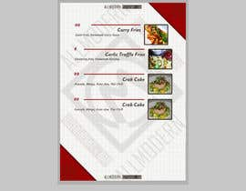 #6 for Menu Design #13 by AndriiOnof