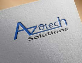 #57 for Logo for Azotech Solutions by mustafadidaamiri