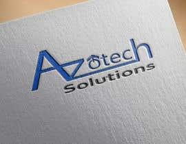 #57 para Logo for Azotech Solutions de mustafadidaamiri
