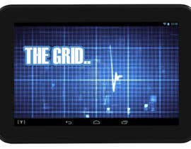"sharpBD tarafından Design an App Mockup for ""THE GRID"" için no 21"