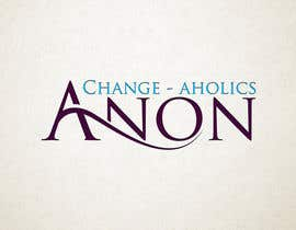 #23 for Change -aholics Anon Logo Design by poojark