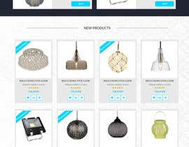 #21 for New theme design for Prestashop by ByteZappers