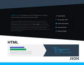 Nro 26 kilpailuun Design a graphic for our API service käyttäjältä szymekw