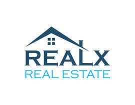 #28 para REALX - Real estate brand Logo for new investors group de AnjaliGlowcanvas
