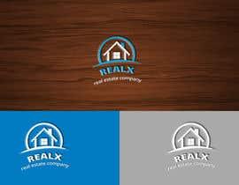 #39 untuk REALX - Real estate brand Logo for new investors group oleh husainmill