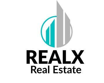 Participación en el concurso Nro.                                        14                                      para                                         REALX - Real estate brand Logo for new investors group