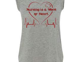 #22 para Nursing is a work of heart de RajAsodia
