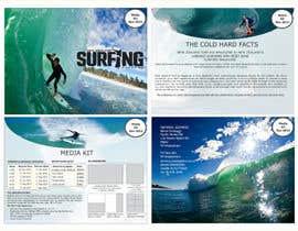 ArtCulturZ tarafından Surfing Media kit revamp için no 7