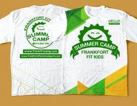 Nro 31 kilpailuun Kids Summer Camp T shirt design käyttäjältä arrahman01