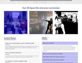 #2 para Design a Website Mockup for an existing site de vyasrohan