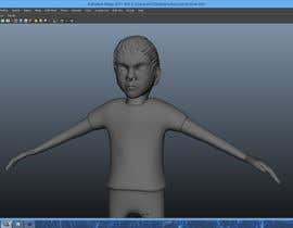 #23 para 3D Character design for Mobile Soccer Game App por vikasmrt