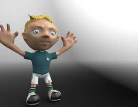 #31 for 3D Character design for Mobile Soccer Game App by moordhuis